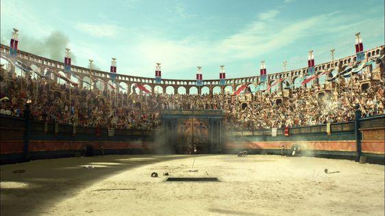 a arena, mostra-te naarena