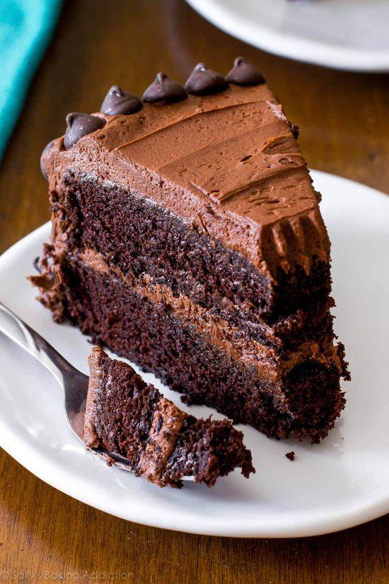 18º dia –chocolate